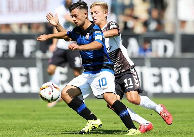 Gelingt St. Pauli mit Marc Rzatkowski der dritte Sieg in Serie? © Imago