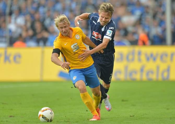 Können Jan Hochscheidt und Co. den Zwei-Punkte-Vorsprung auf Bielefeld und Sebastian Schuppan verteidigen? © Imago