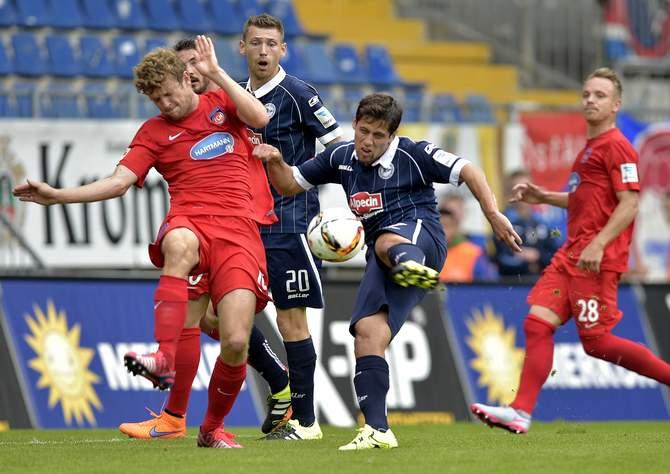 Setzt sich Junglas gegen Göhlert durch? Jetzt auf 2. Bundesliga wetten