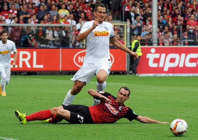Gibt der VfL Bochum dem Sport-Club erneut das Nachsehen? © Imago
