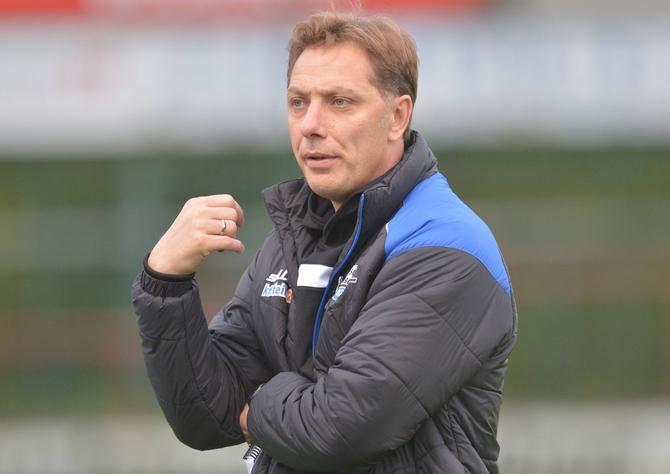 Rene Müller Trainer vom SC Paderbon